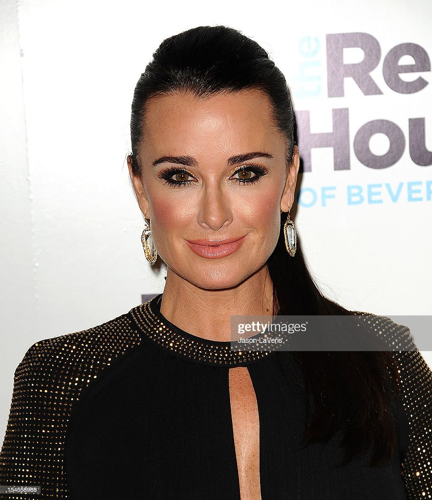 """""""Real Housewives Of Beverly Hills"""" Season 3 Premiere Party : News Photo"""