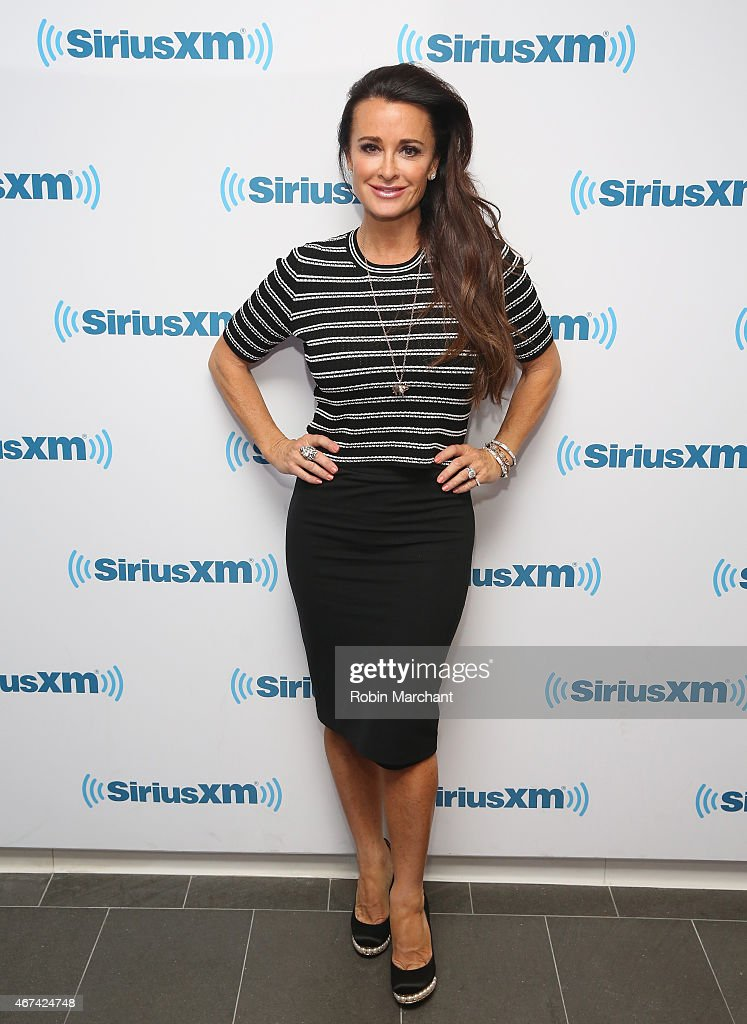 Celebrities Visit SiriusXM Studios - March 24, 2015