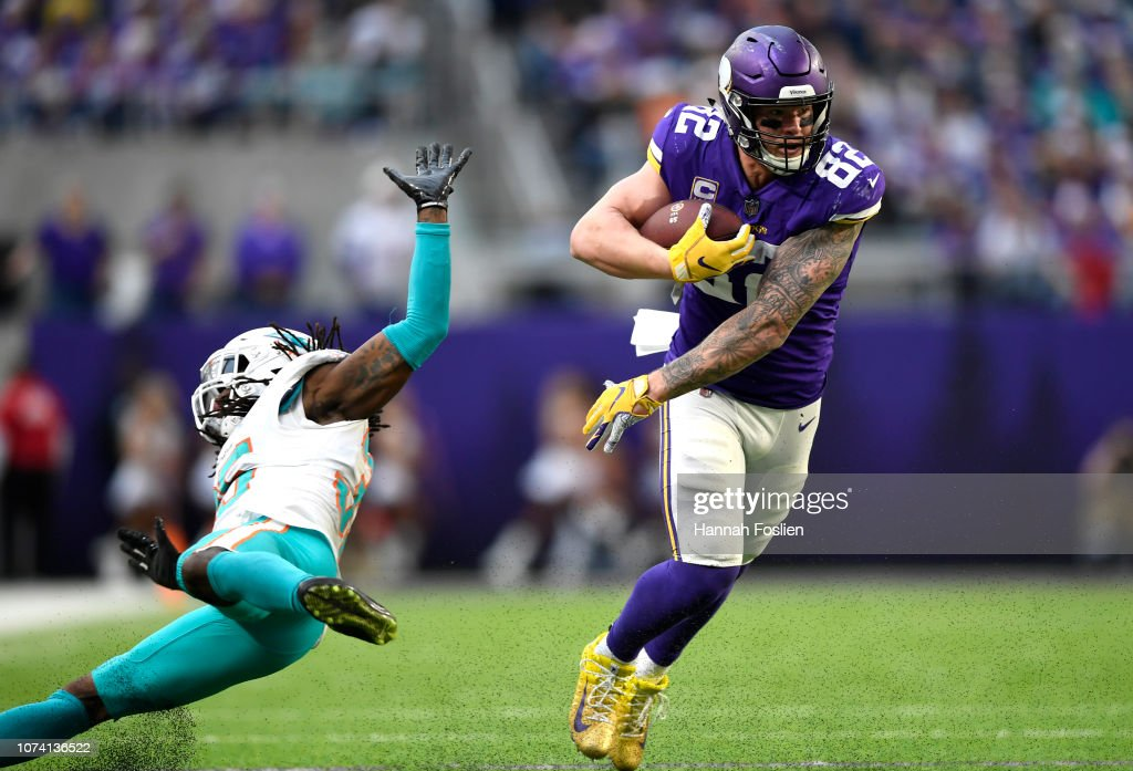 Miami Dolphins v Minnesota Vikings : News Photo