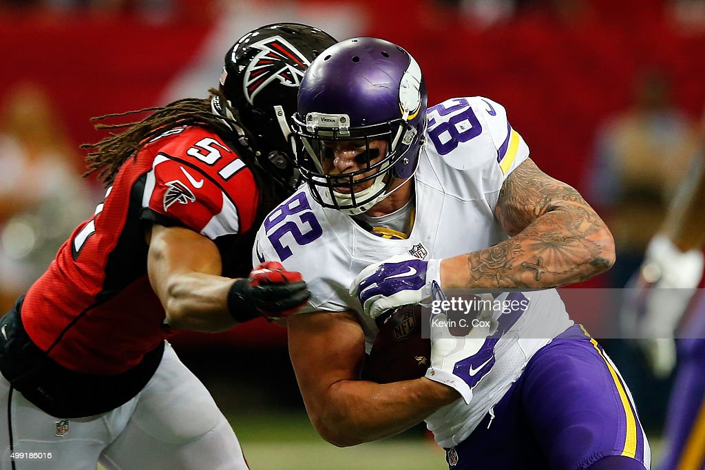 Minnesota Vikings v Atlanta Falcons : News Photo