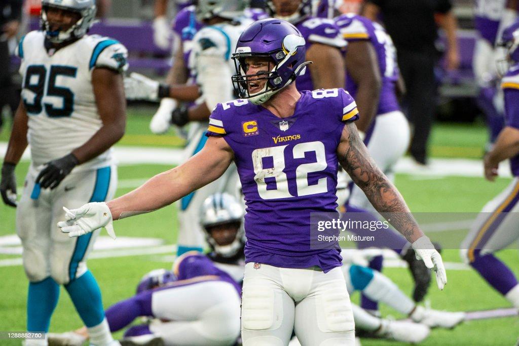 Carolina Panthers v Minnesota Vikings : News Photo