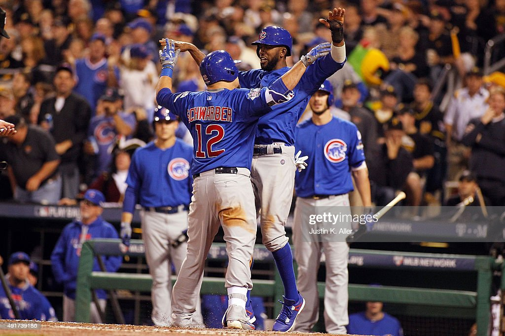 Wild Card Game - Chicago Cubs v Pittsburgh Pirates : Nachrichtenfoto
