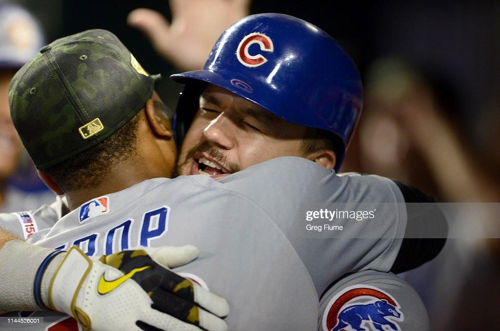 Chicago Cubs v Washington Nationals : News Photo