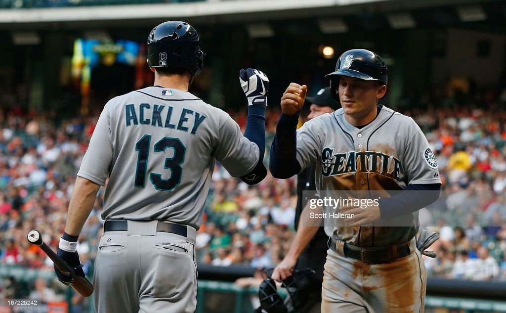 Seattle Mariners v Houston Astros : ニュース写真