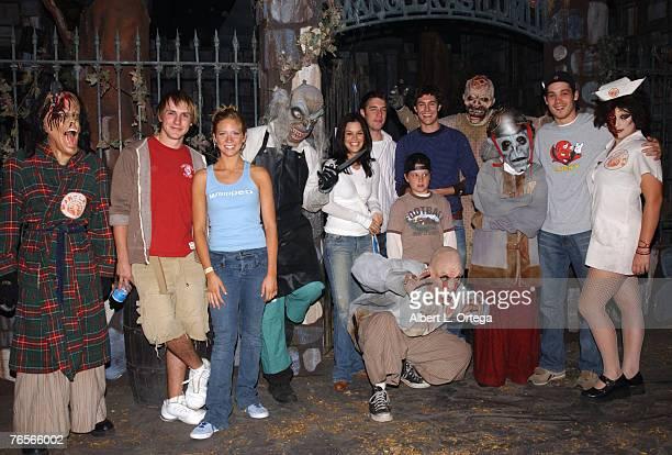 Kyle Searles, Brittany Snow, Rachel Bilson, Bret Harrison, Josh Hutcherson, Adam Brody, Mike Erwin