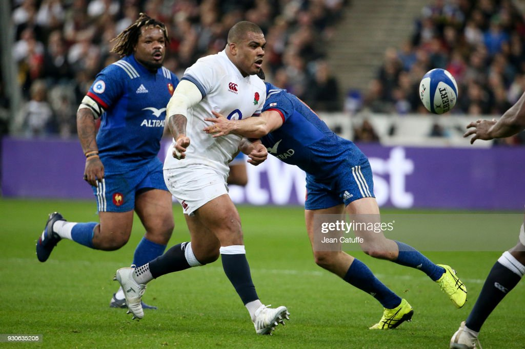 France v England - NatWest Six Nations : News Photo
