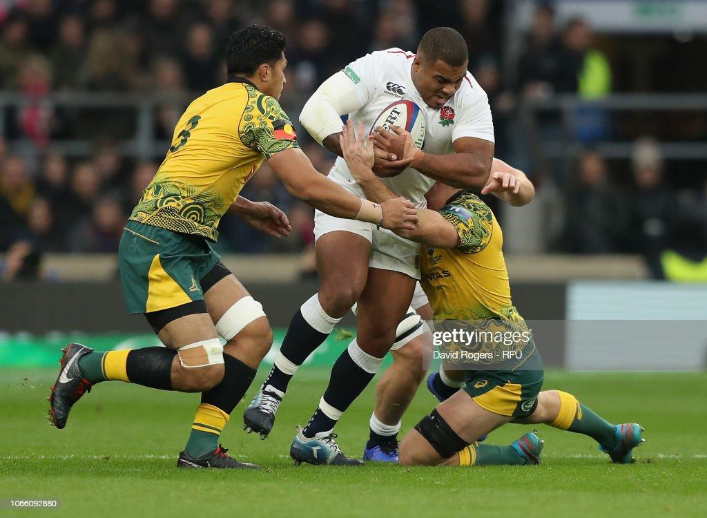 England v Australia - Quilter International : News Photo