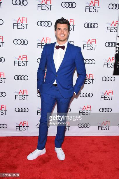 Kyle Tekiela attends the screening of Netflix's 'Mudbound' at the Opening Night Gala of AFI FEST 2017 presented by Audi at TCL Chinese Theatre on...