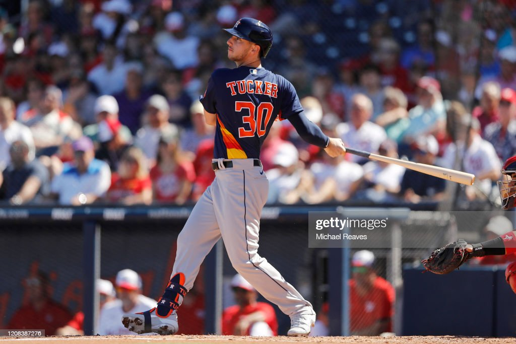Houston Astros v Washington Nationals : News Photo