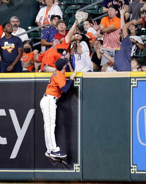 TX: Arizona Diamondbacks v Houston Astros