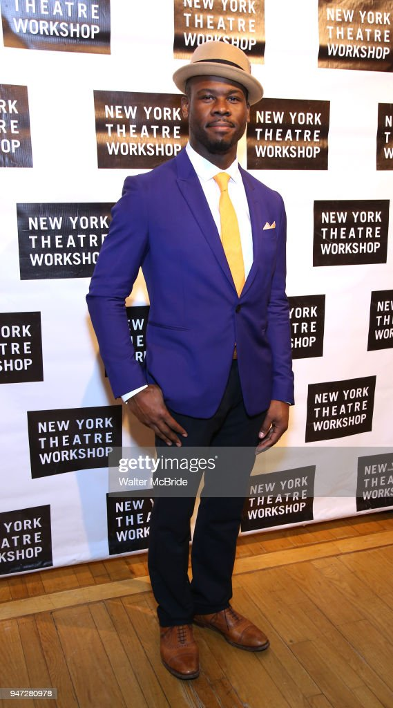 Kyle Vincent Terry attends the 2018 New York Theatre Workshop Gala at the The Altman Building on April 16, 2018 in New York City.