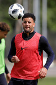 kyle walker england national team during