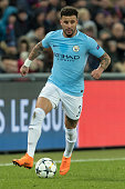 basel switzerland kyle walker manchester city