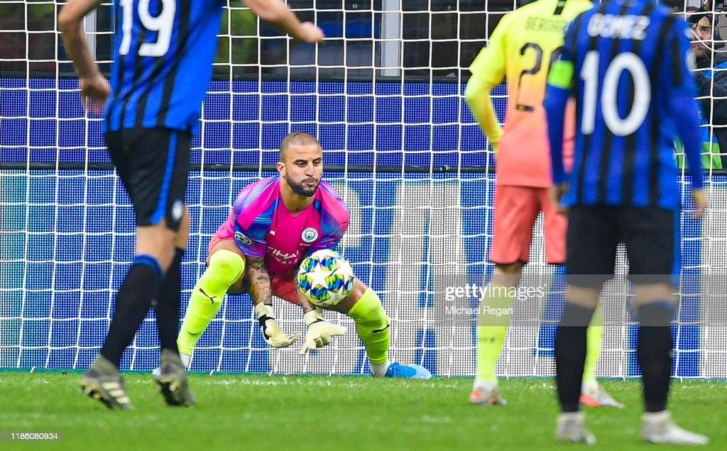 Atalanta v Manchester City: Group C - UEFA Champions League : News Photo