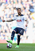 london england kyle walker tottenham hotspur