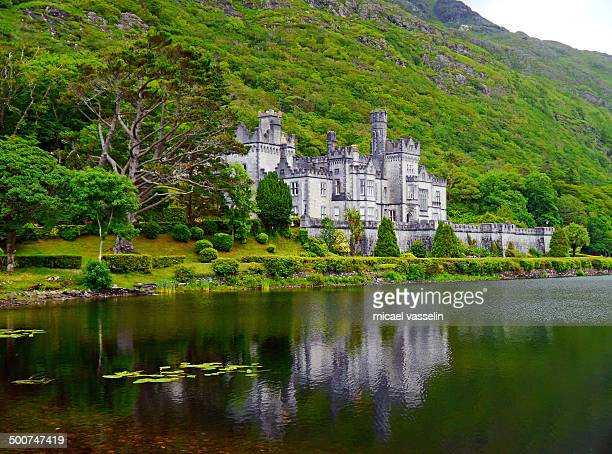 CONTENT] Kylemore Abbey is a Benedictine monastery founded in 1920 on the grounds of Kylemore Castle in Connemara