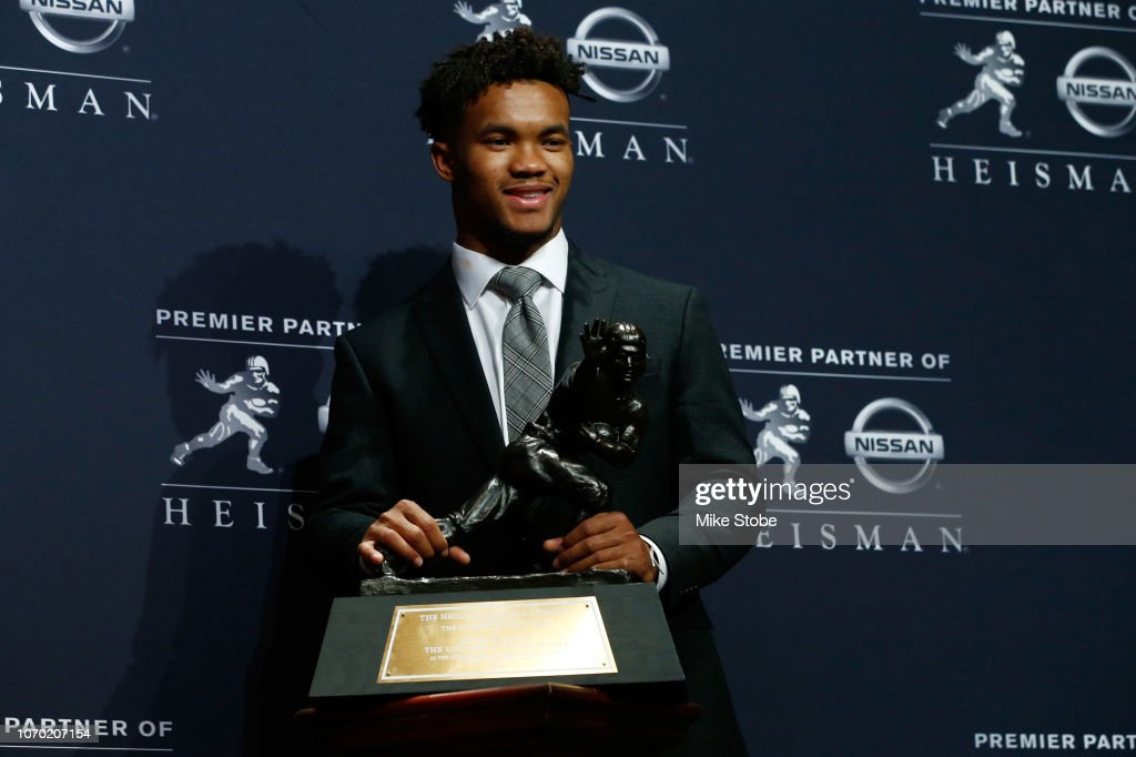Heisman Trophy Presentation : News Photo