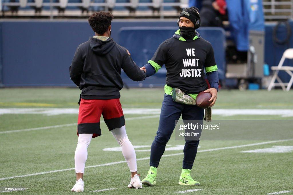 Arizona Cardinals v Seattle Seahawks : News Photo