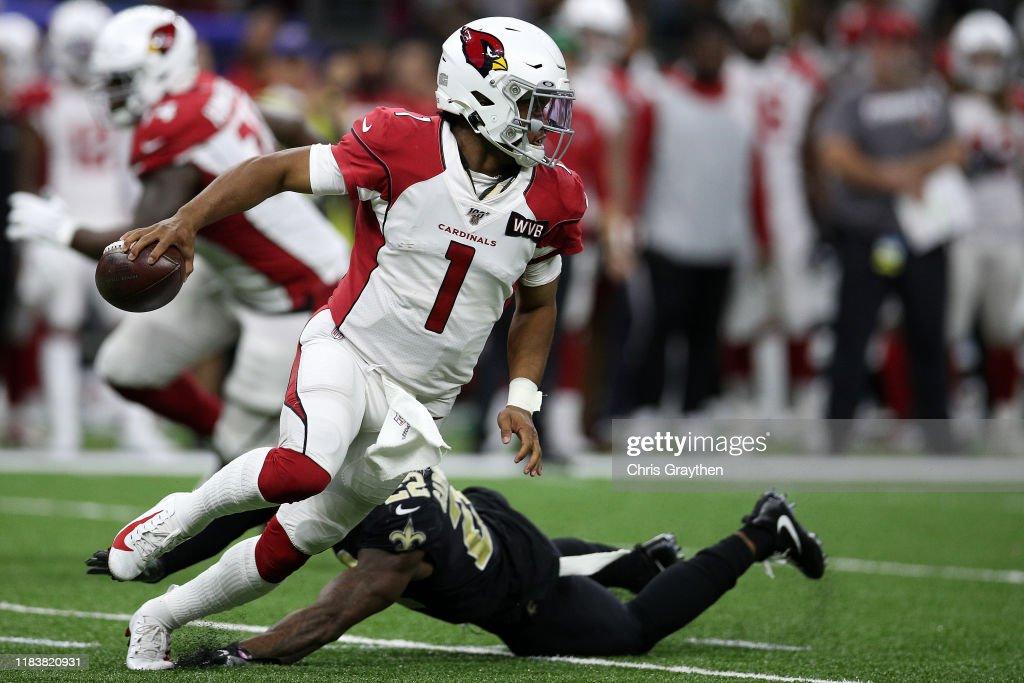 Arizona Cardinals vNew Orleans Saints : News Photo