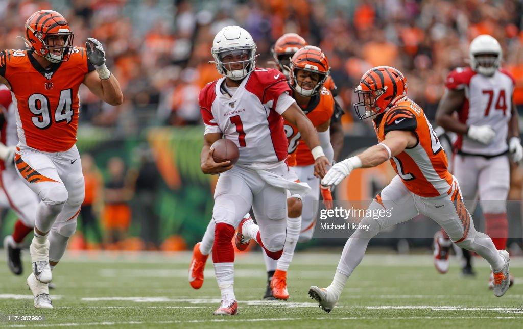 Arizona Cardinals v Cincinnati Bengals : News Photo
