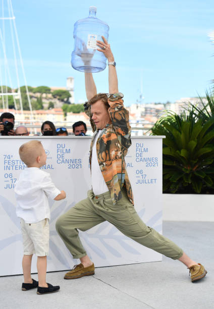"""FRA: """"Vortex"""" Photocall - The 74th Annual Cannes Film Festival"""