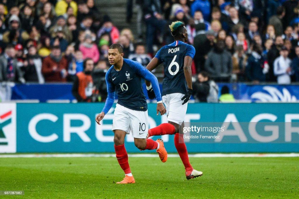 France v Colombia - International friendly match : News Photo