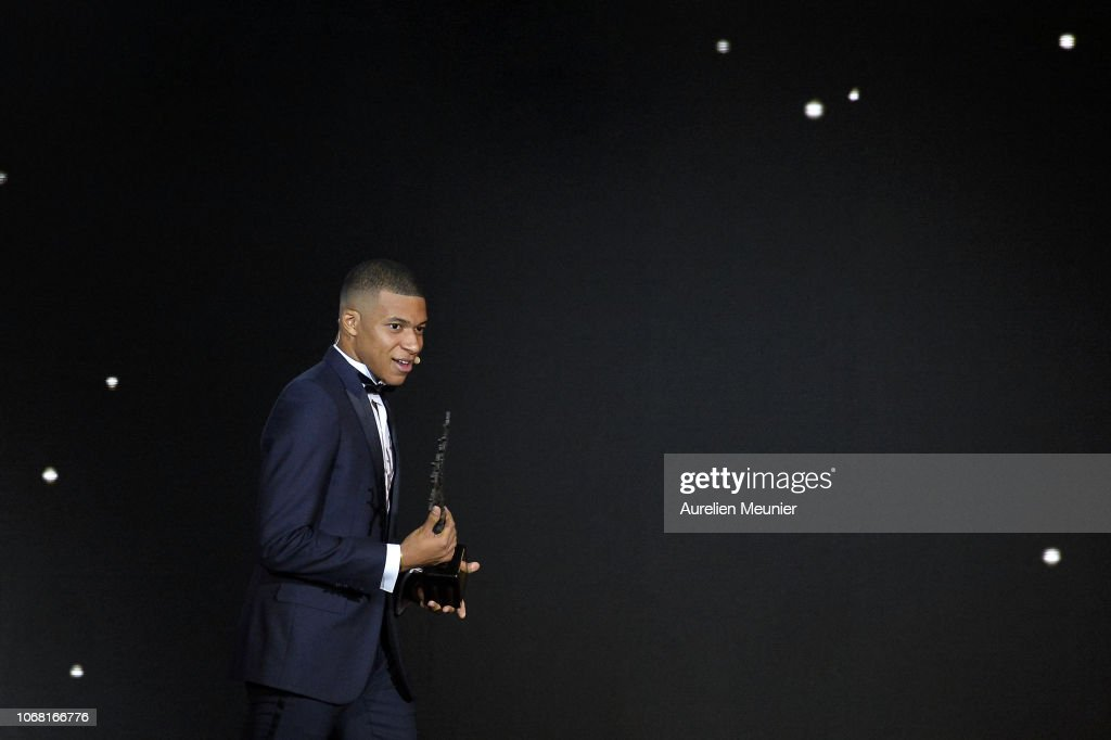Ballon D'Or Ceremony At Le Grand Palais In Paris : News Photo