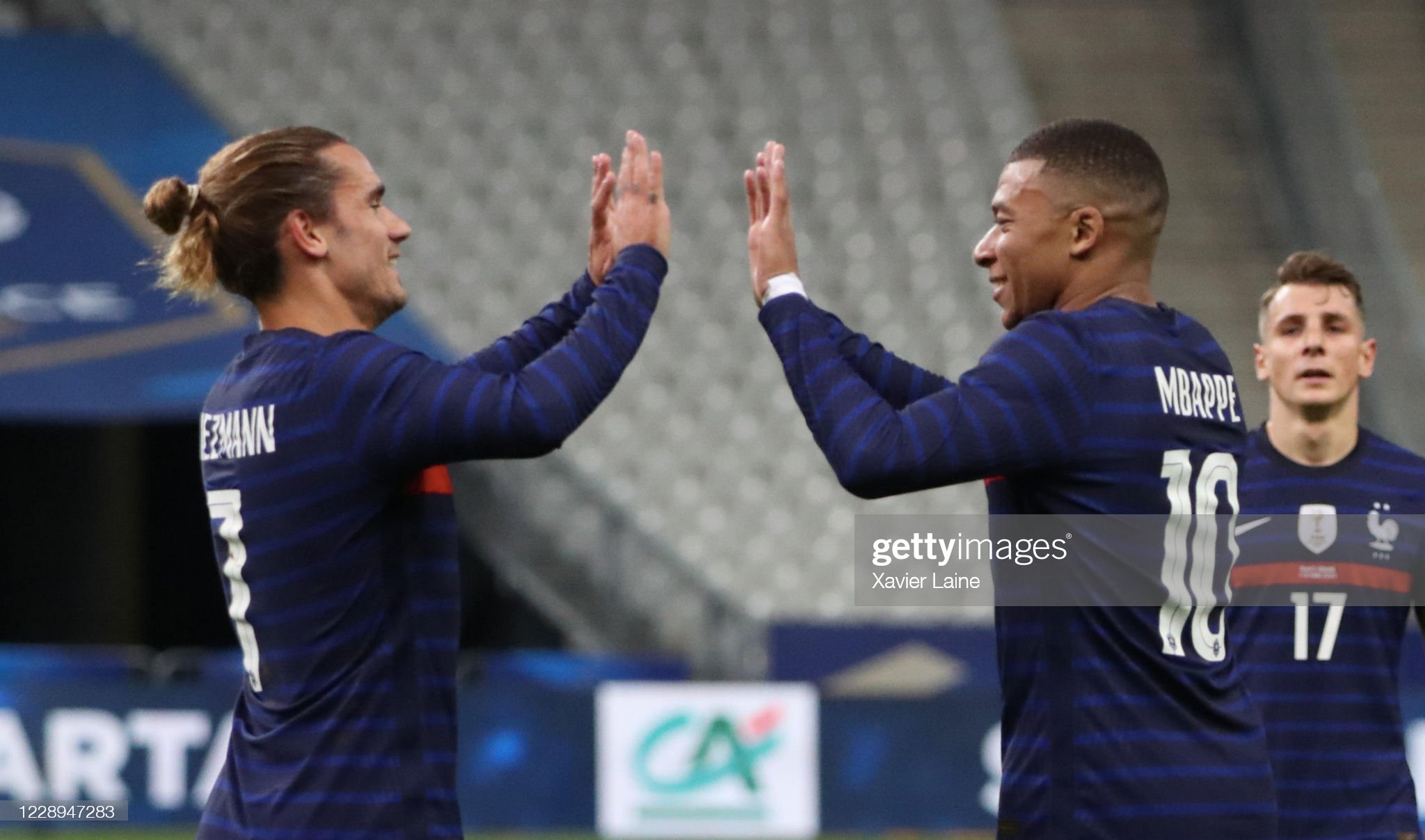 France v Ukraine - International Friendly : News Photo