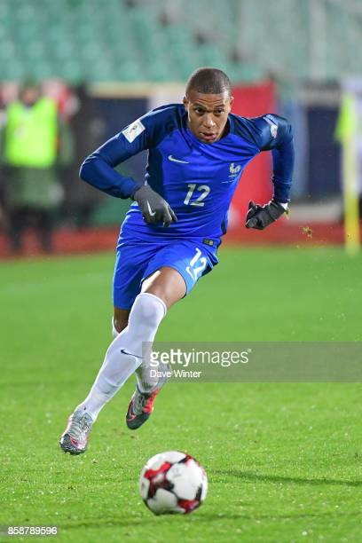 Kylian Mbappe of France during the Fifa 2018 World Cup qualifying match between Bulgaria and France on October 7, 2017 in Sofia, Bulgaria.