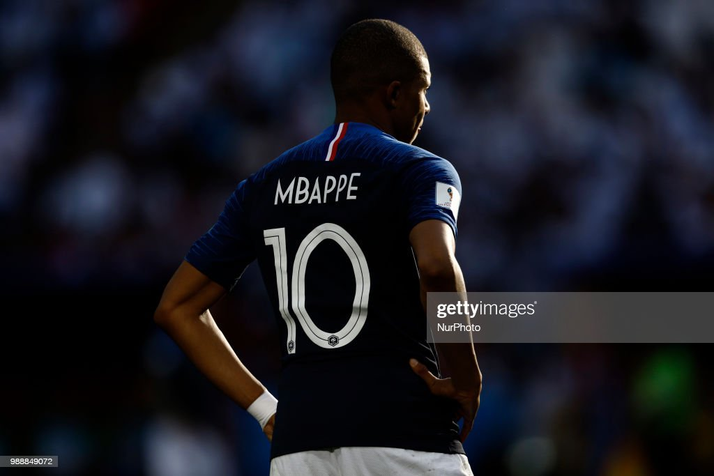 France v Argentina: Round of 16 - 2018 FIFA World Cup : News Photo