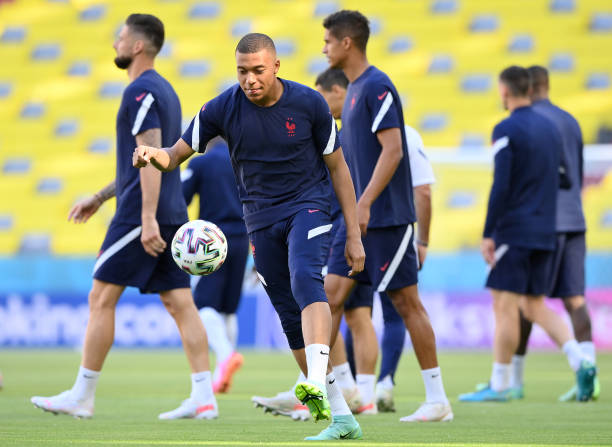 DEU: France Training Session and Press Conference - UEFA Euro 2020: Group F