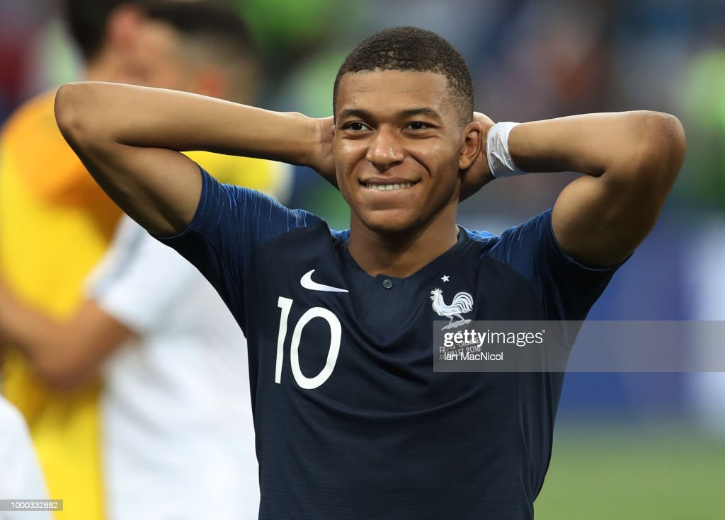 France v Croatia - 2018 FIFA World Cup Russia Final : ニュース写真