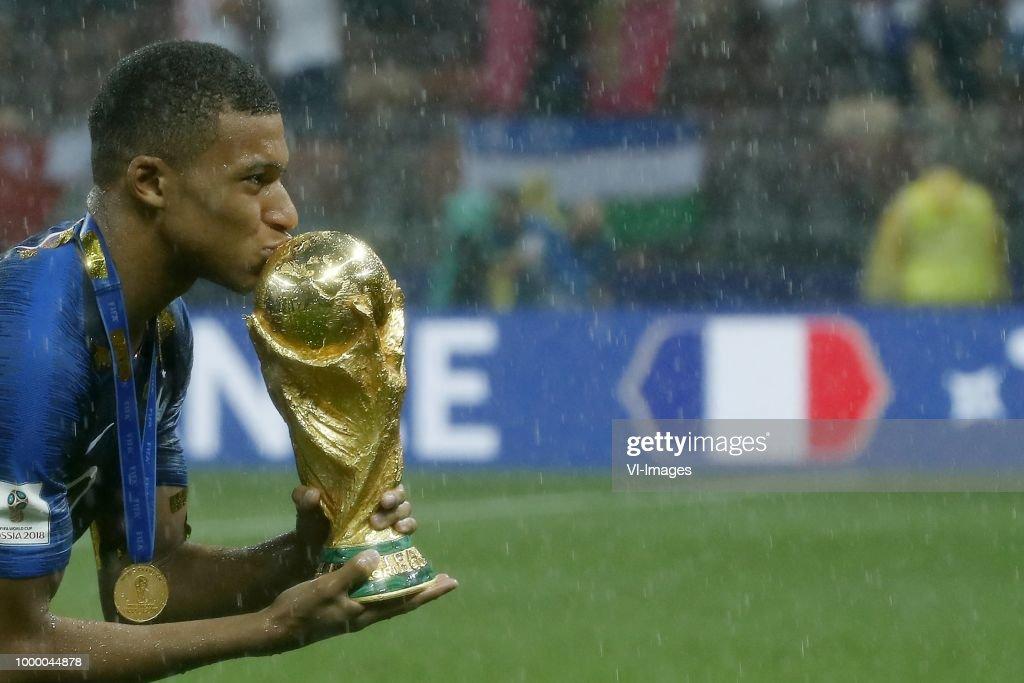 "FIFA World Cup 2018 Russia""France v Croatia"" : News Photo"