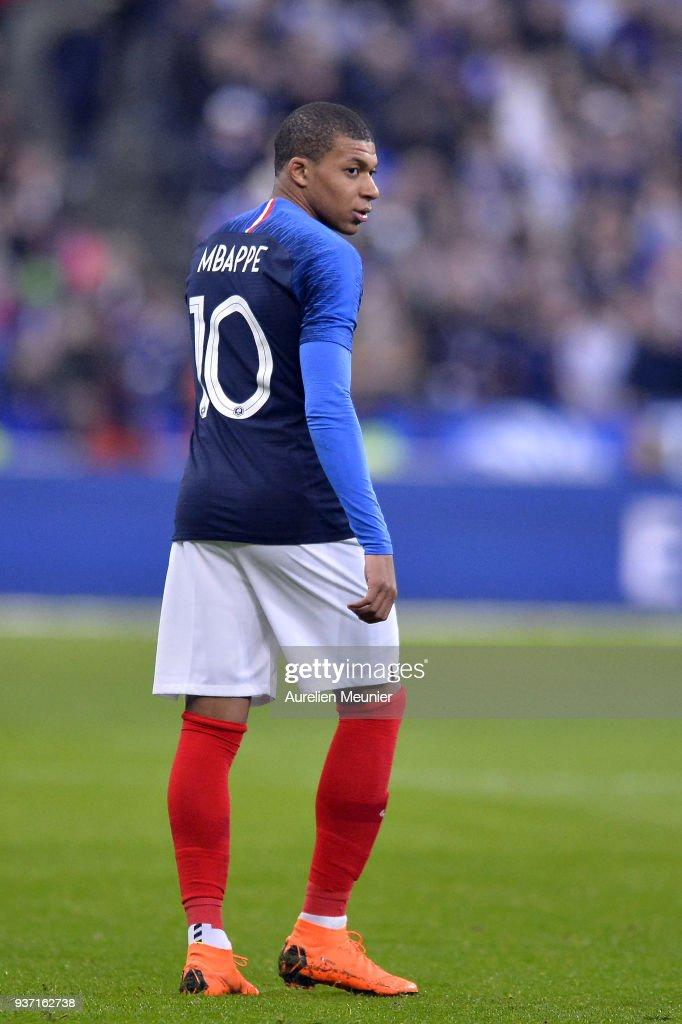 France v Colombia - International Friendly : News Photo