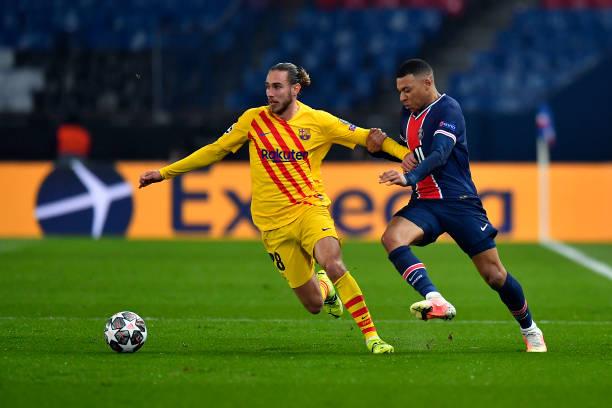 FRA: Paris Saint-Germain v FC Barcelona  - UEFA Champions League Round Of 16 Leg Two