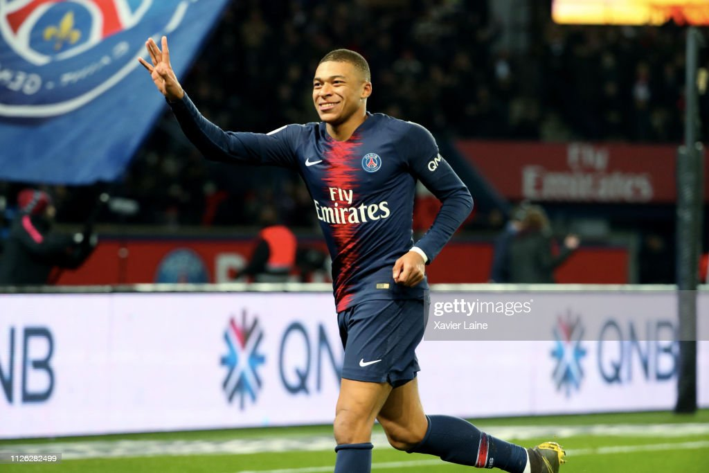 Paris Saint-Germain v Montpellier HSC - Ligue 1 : ニュース写真