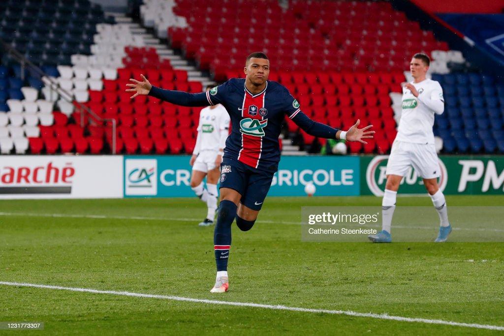 Paris Saint-Germain v Lille OSC - French Cup : ニュース写真