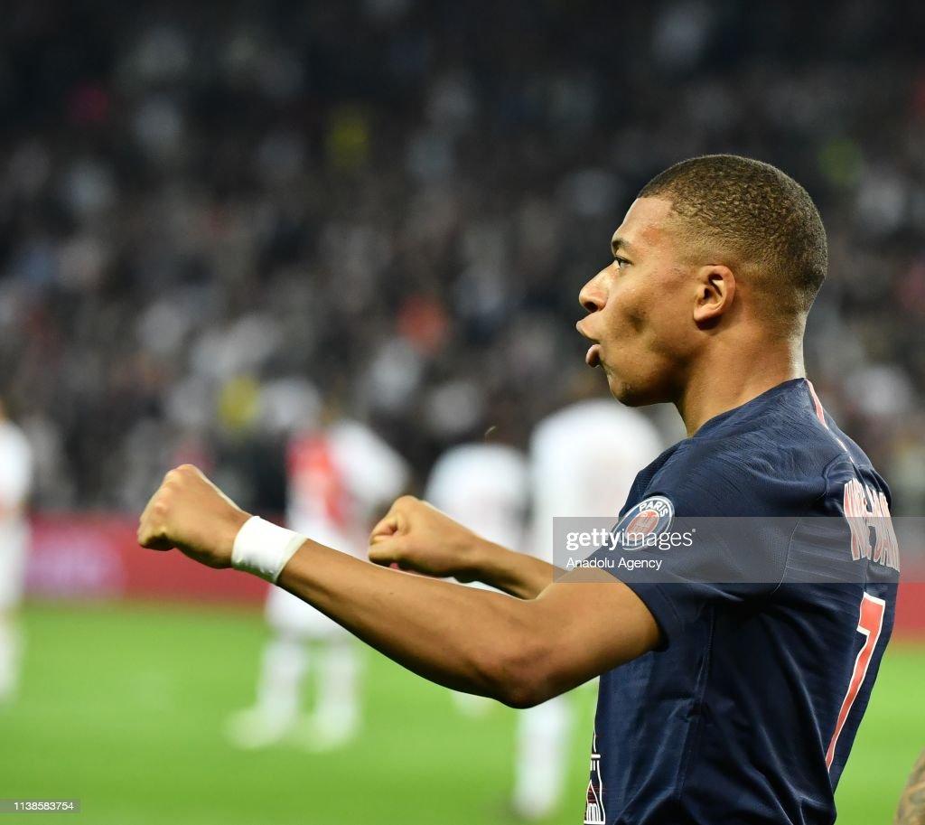 Paris Saint-Germain vs Monaco : Ligue 1 : News Photo