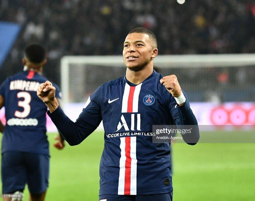 Paris Saint-Germain (PSG) vs Olympique de Marseille: French soccer Ligue 1 : News Photo