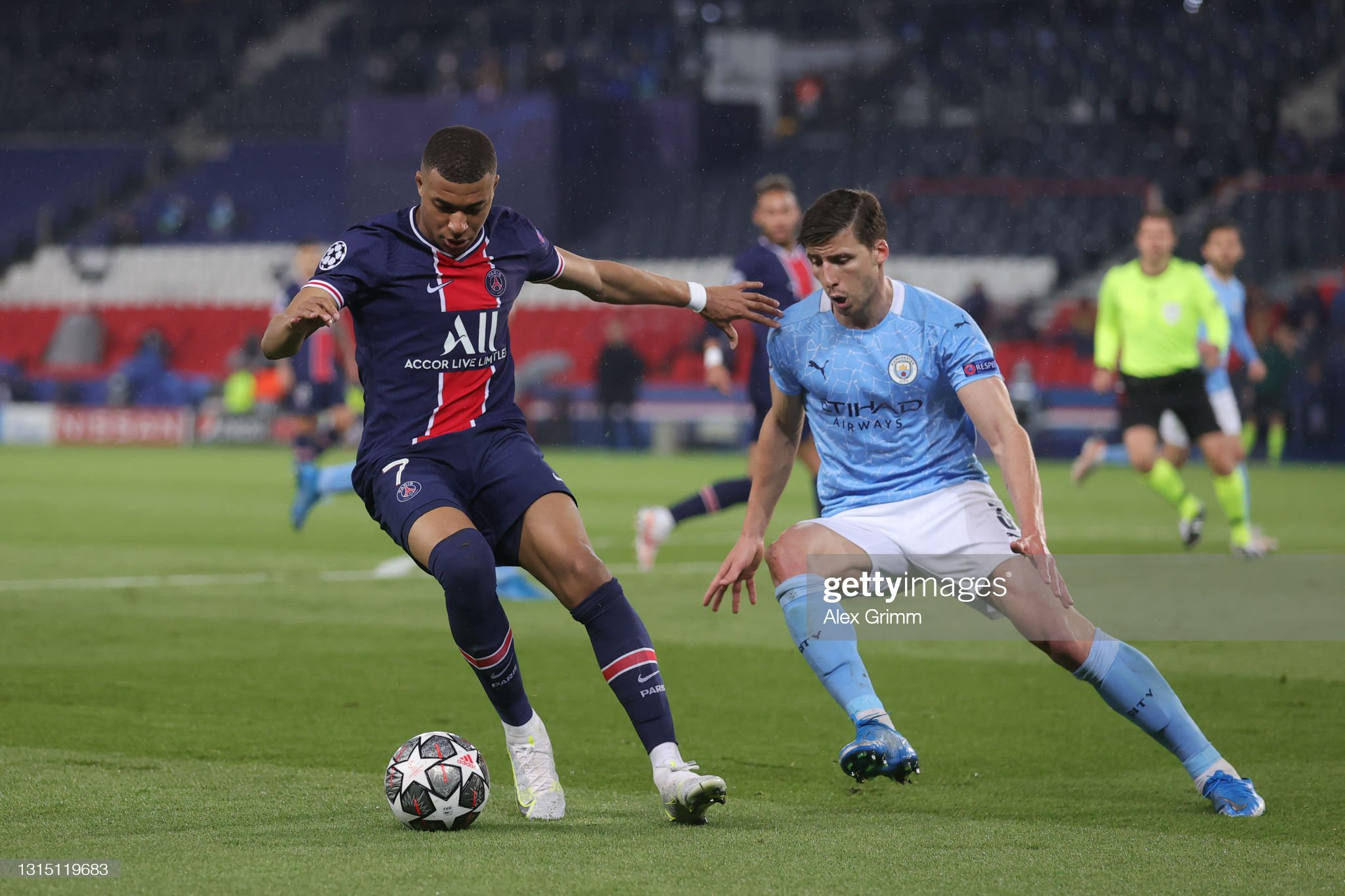 Manchester City vs PSG Preview, prediction and odds