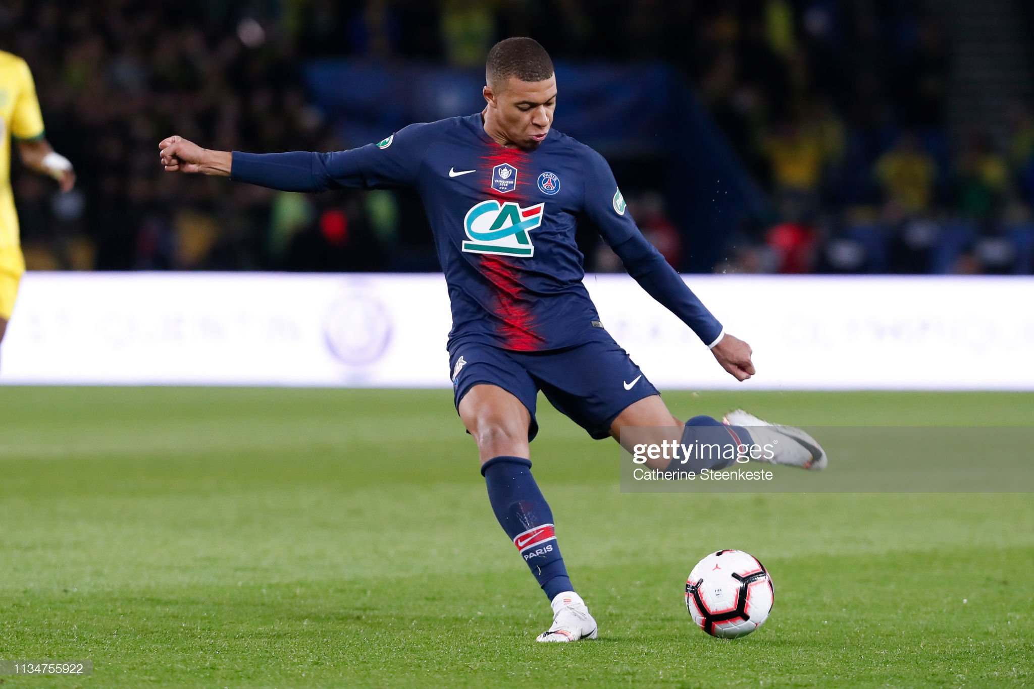 Paris Saint-Germain v FC Nantes - Coupe de France: Semi Final : News Photo