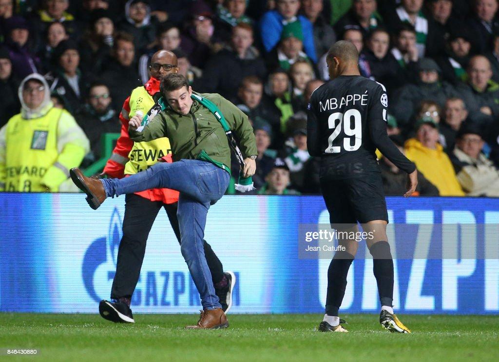 Celtic v Paris Saint Germain - UEFA Champions League : News Photo