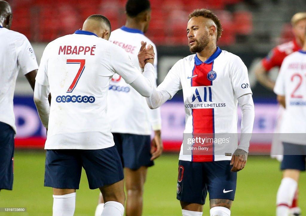 Stade Brestois v Paris Saint-Germain - Ligue 1 : News Photo