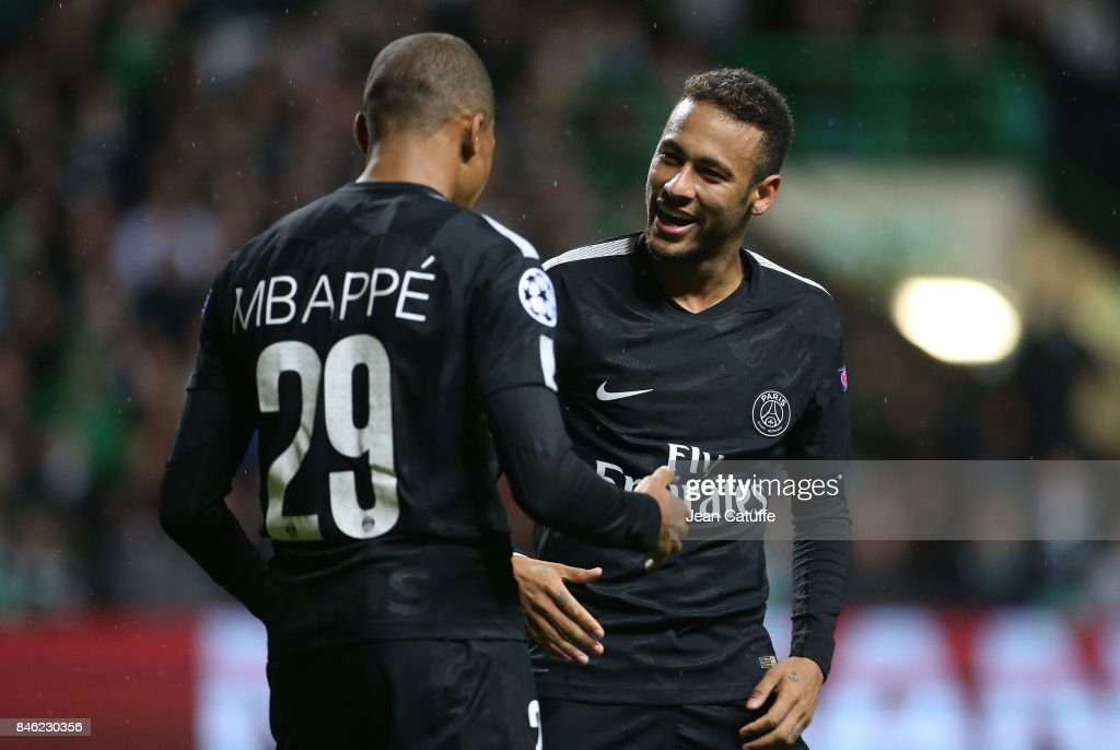 Celtic v Paris Saint Germain - UEFA Champions League : News Photo