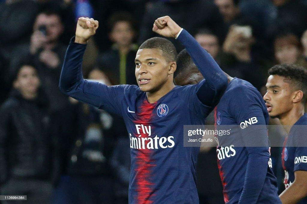 Paris Saint-Germain v Nimes Olympique - Ligue 1 : News Photo