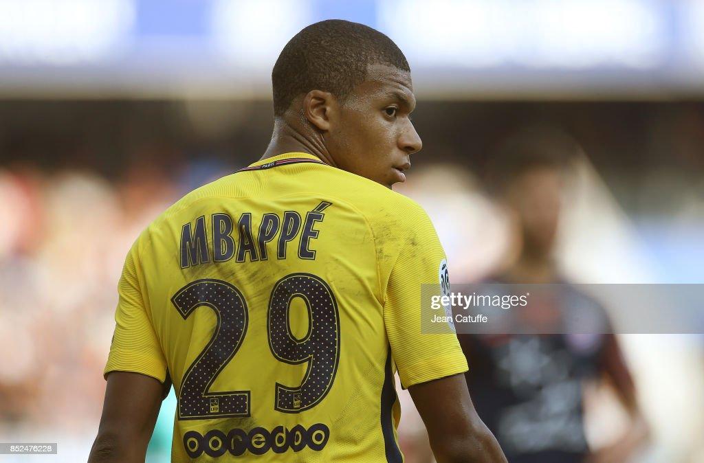 Montpellier Herault SC v Paris Saint Germain - Ligue 1 : News Photo
