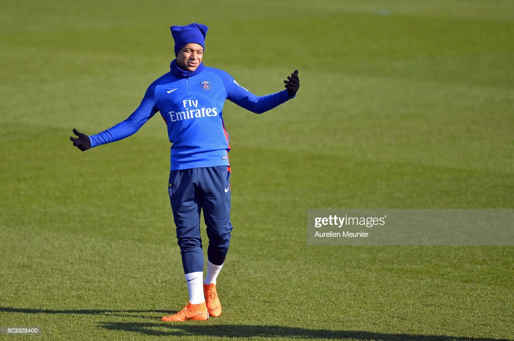 Paris Saint-Germain - Training Session