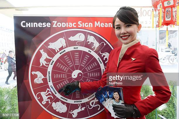 Kylie a member of the Cathey Pacicif airline staff explains Chinese Zodiac Sign meaning as one of the biggest airline in the world Hong Kong based...