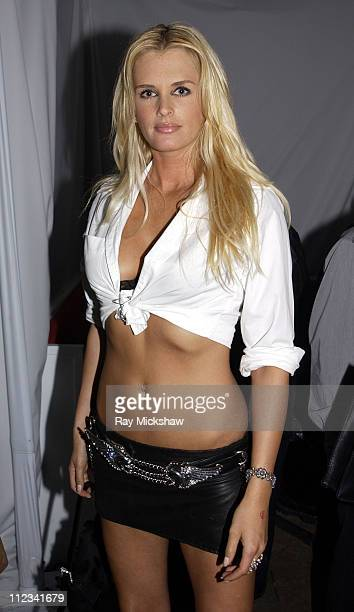 Kylie Bax during Billy Morrison's Birthday Party at the GQ Lounge at The GQ Lounge at the Sunset Room in Hollywood California United States