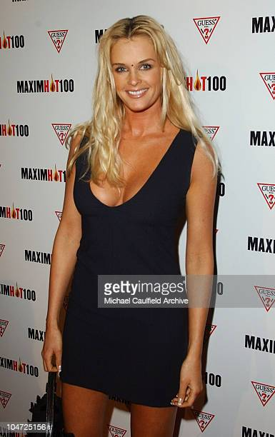 Kylie Bax during Maxim Hot 100 Party Arrivals at Yamashiro in Hollywood California United States